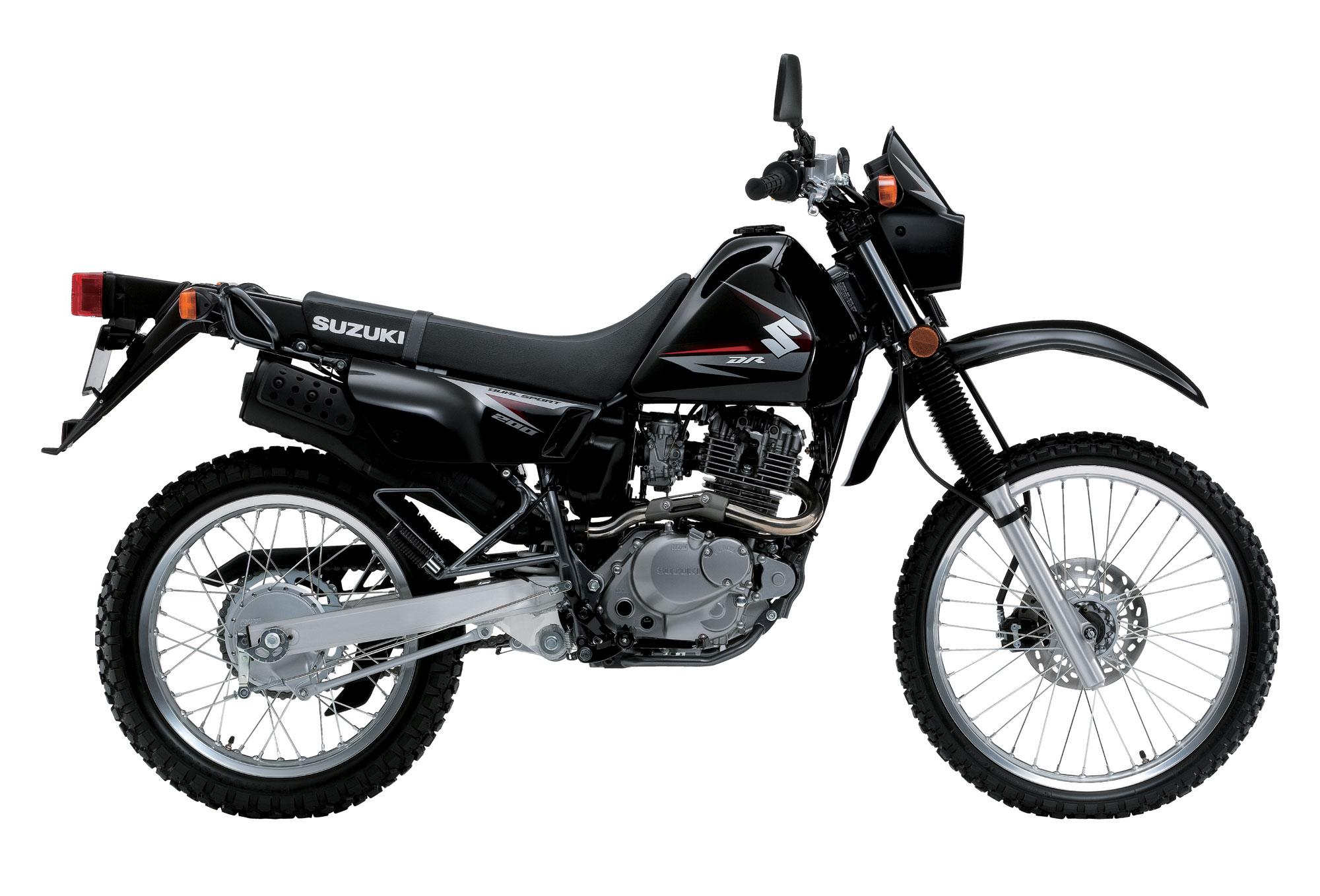 Suzuki Motorcycles For Sale >> Suzuki Dr200se
