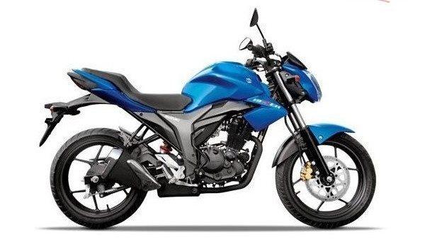 Suzuki Motorcycles For Sale >> Suzuki Gixxer 150 150 Sf